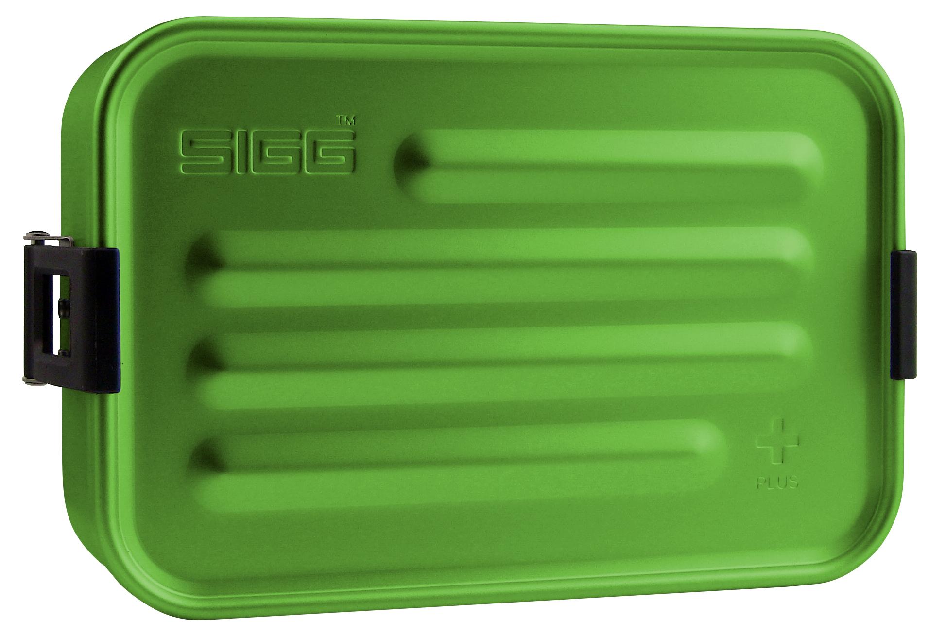Metal Box Plus S Green