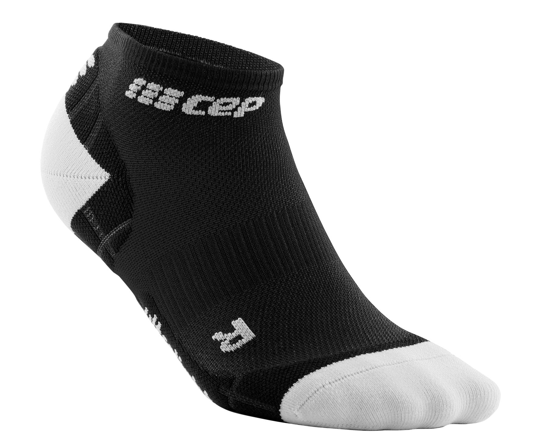 CEP ultralight low-cut socks*, blac