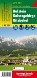 Kufstein, Kaisergebirge, Kitzbühel