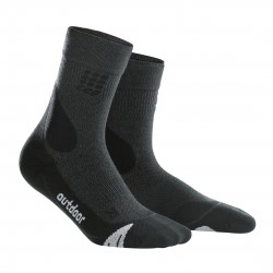 CEP hiking merino mid-cut socks, gr